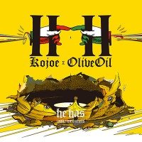 3/23 KOJOE x OLIVE OIL [ HH ] inst. CD & 7inch Release