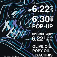 TBPR × OILWORKS POP-UP @QUCON