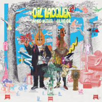 Jambo Lacquer & Olive Oil [ OIL LACQUER ] -CD & LP- Release