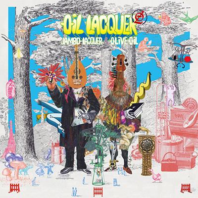 OIL LACQUER CD