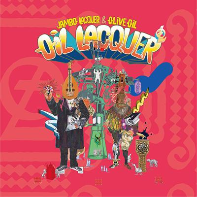 OIL LACQUER LP